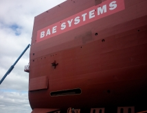 BAE Systems Aircraft Carrier